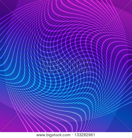 Abstract Graphic Design Background Light Blur Lines09