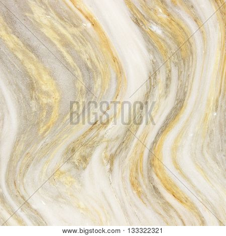 Creative background with abstract acrylic painted waves. Beautiful marble texture. handmade surface. Liquid paint. Horizontal wallpaper.