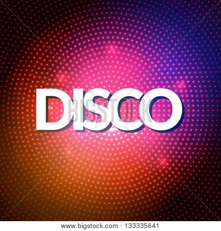 Disco party lights gold background. Hot dance background. Dance floor vector. Disco dance floor. Disco poster. Dance club. Party gold sparkle background. Dance Party Night Poster Background Template.