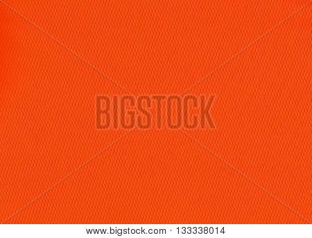 An Orange Fabric With Sports Clothing Texture