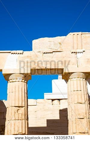 Athens In Greece   Architecture   Place Parthenon