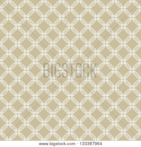Geometric fine abstract vector octagonal background. Seamless modern pattern. Pastel colors
