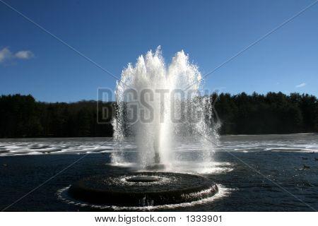 Fountain Water Sprayer6446
