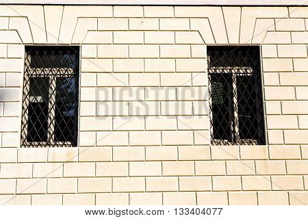 Shutter Europe  Italy  Lombardy       In  The Milano Old   Window     Abstract Grate