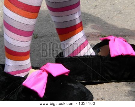 Clowns Foots 2