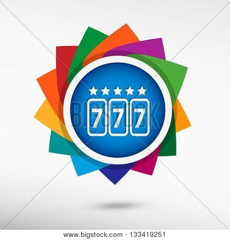 Fortune 777 Color Icon
