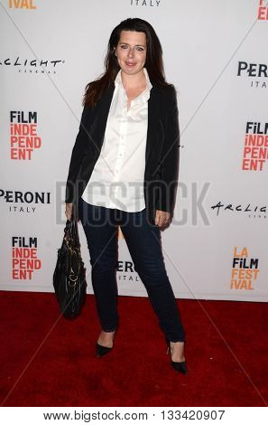 LOS ANGELES - JUN 6:  Heather Matarazzo at the Girl Flu Premiere at the Arclight Theater on June 6, 2016 in Culver City, CA