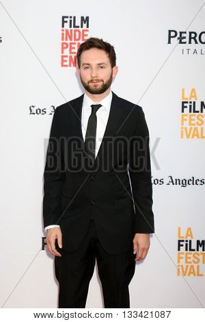 LOS ANGELES - JUN 7:  Elliot Joseph at the 2016 Los Angeles Film Festival - The Conjuring 2 Premiere at TCL Chinese Theater IMAX on June 7, 2016 in Los Angeles, CA