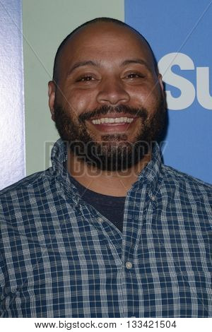 LOS ANGELES - JUN 7:  Colton Dunn at the FYC Panel For Superstore at the UCB Theater on June 7, 2016 in Los Angeles, CA