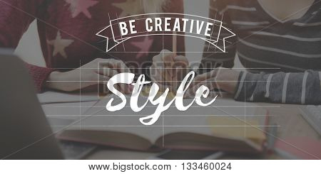 Art Creative Design Trends Style Concept