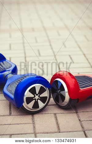 Modern Electric Mini Segway Hover Board Scooter