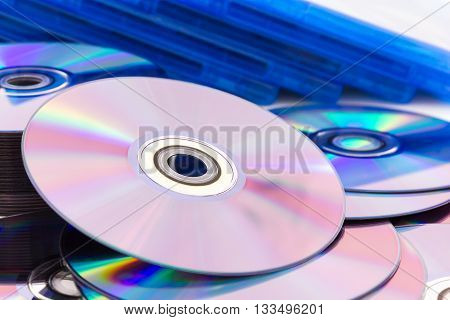 Close Up Compact Discs (cd/dvd)