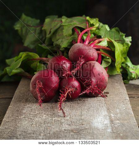 Ripe Beet Root