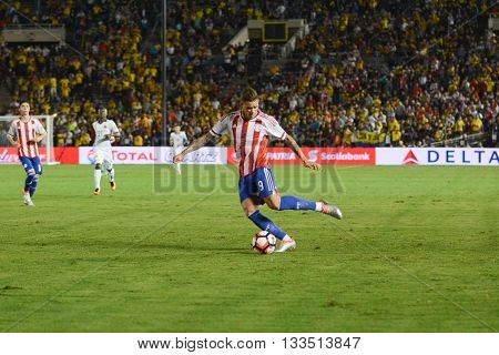 Antonio Sanabria During Copa America Centenario