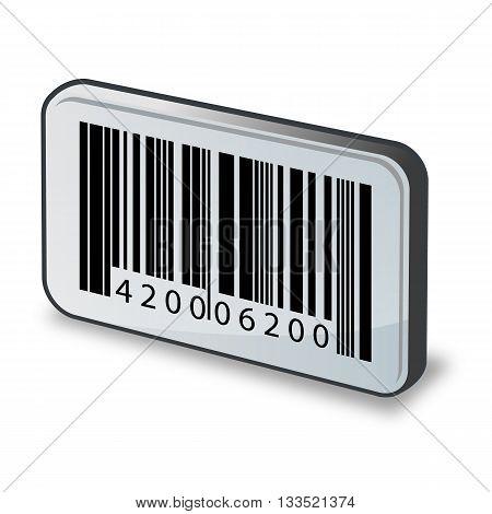 Vector 3D Barcode