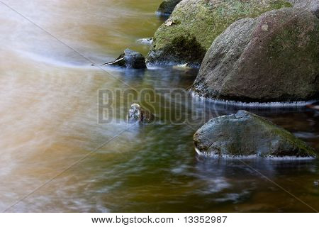 Rocks in Stream
