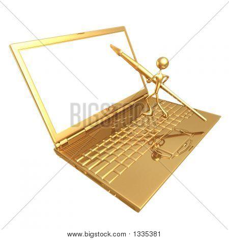 Digital Artist Frame
