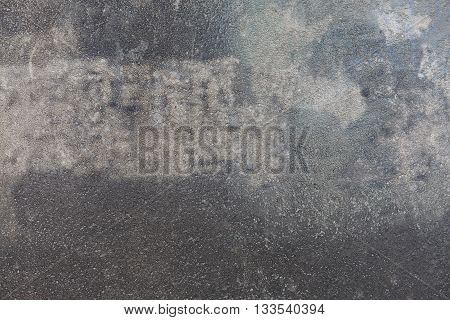 Old textured grunge wall background Macro view