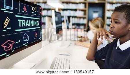 Training Studying Aspiration Coaching Ideas Concept