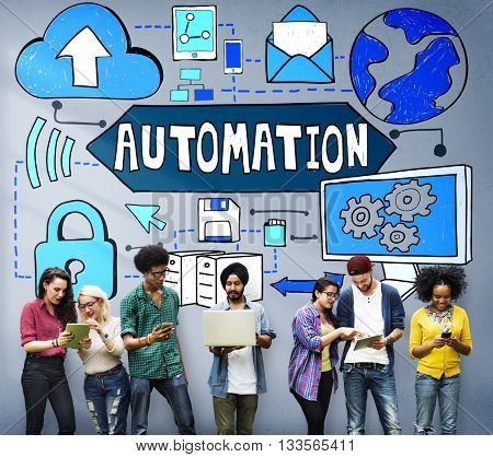 Automation Production System Programming Operation Concept
