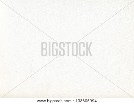 Watercolor paper texture abstract white blank paper