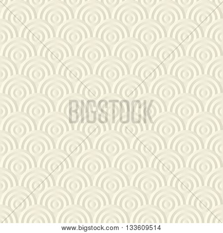 light yellow pattern seamless or background - vector illustration