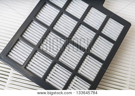 Conditioning air filtration filters for HVAC system.
