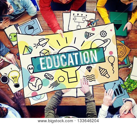 Education Insight Study Learning College School Concept