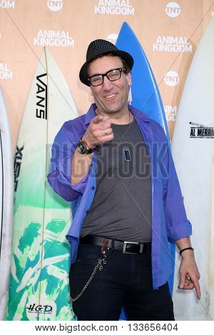 LOS ANGELES - JUN 8:  Gabriel Jarret at the Animal Kingdom Premiere Screening at the The Rose Room on June 8, 2016 in Venice Beach, CA