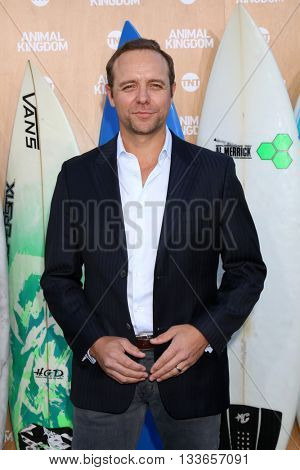 LOS ANGELES - JUN 8:  Griff Furst at the Animal Kingdom Premiere Screening at the The Rose Room on June 8, 2016 in Venice Beach, CA