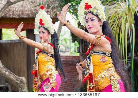 Barong Dance Show