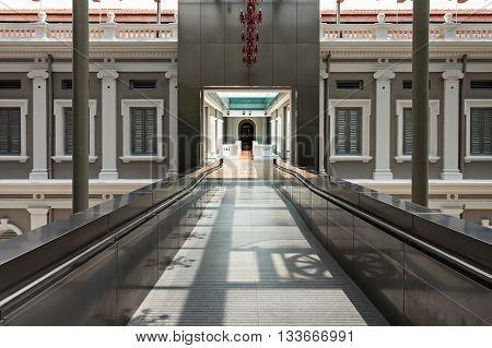 Inside National Museum