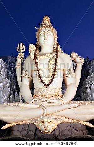 Lord Shiva Statue