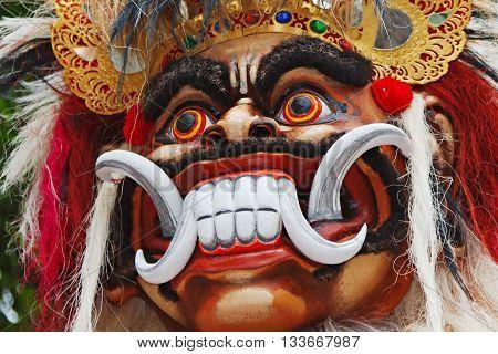 Balinese Ogoh-ogoh Monste