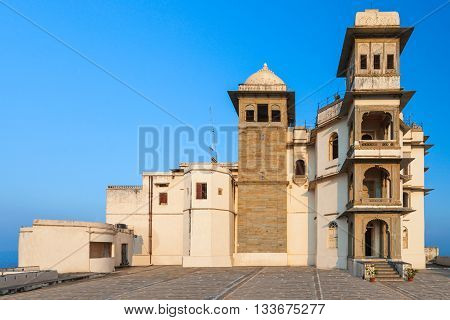 The Monsoon Palace