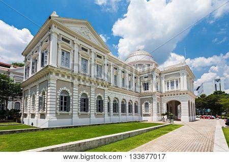National Museum, Singapore