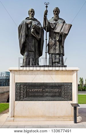 Cyril And Methodius