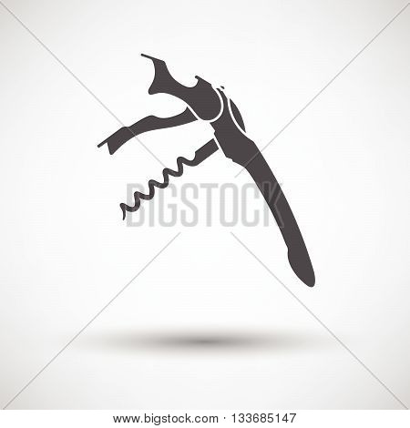 Waiter Corkscrew Icon