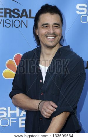 LOS ANGELES - JUN 9:  Antonio Jaramillo at the Shades of Blue Television Academy Event at the Saban Media Center on June 9, 2016 in North Hollywood, CA