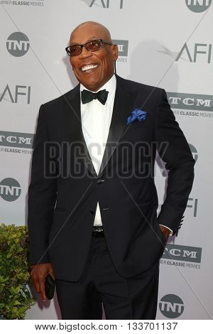 LOS ANGELES - JUN 9:  Paris Barclay at the American Film Institute 44th Life Achievement Award Gala Tribute to John Williams at the Dolby Theater on June 9, 2016 in Los Angeles, CA
