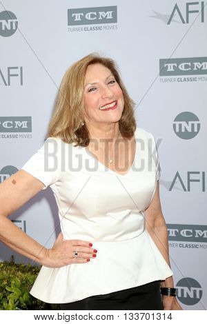 LOS ANGELES - JUN 9:  Lesli Linka Glatter at the American Film Institute 44th Life Achievement Award Gala Tribute to John Williams at the Dolby Theater on June 9, 2016 in Los Angeles, CA