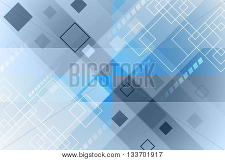 Abstract Background With Square Pattern.