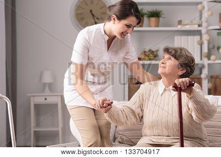 Real Nice Helping Hand