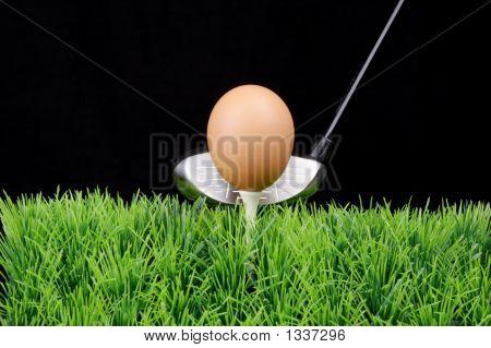 Golf At Happy Eastern