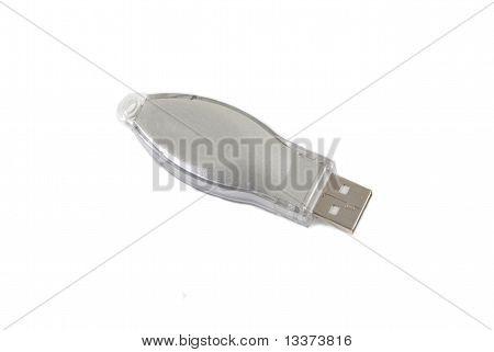 Silver Usb Stick