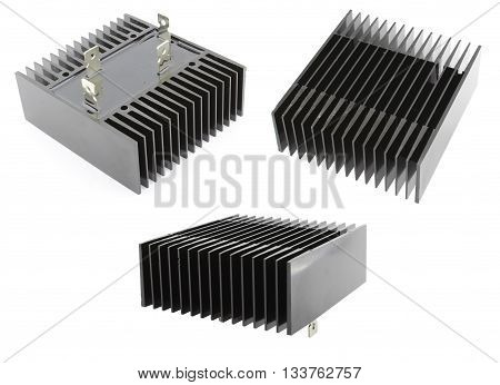 Industrial bridge rectifier, three different position, isolated