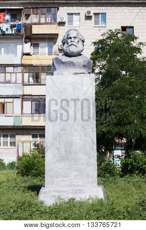 Monument Karl Marx