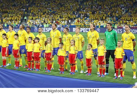 Uefa Euro 2012 Game Sweden Vs France