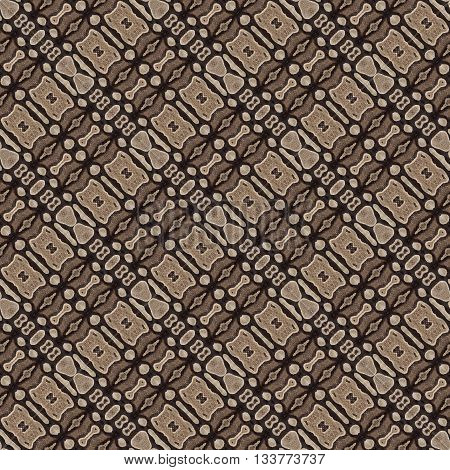 Seamless boa snake skin texture with scales close up in diagonal pattern