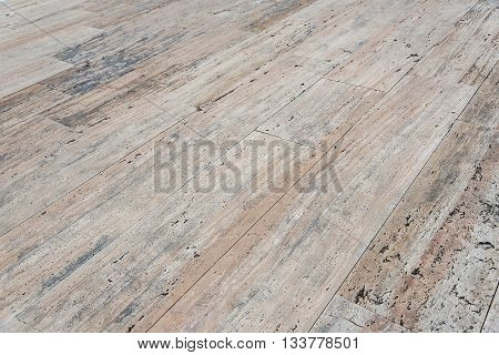 Pool wood floor texture. The texture of the material used for flooring around swimming pools.